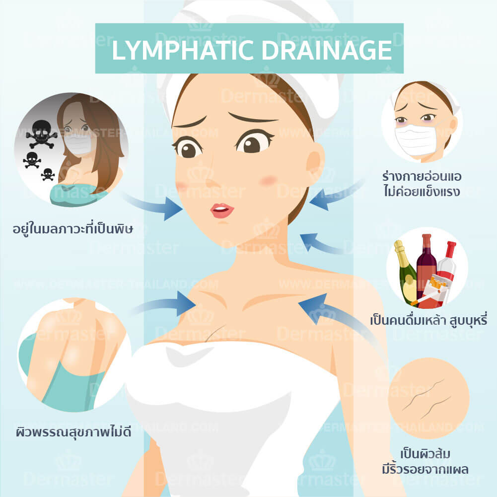 Lymphatic Drainage 6